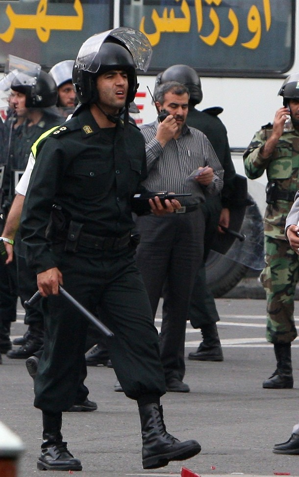 Protests following 2009 election in Iran