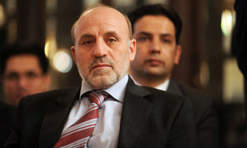 US embassy cables revealed claims by Afghan president Hamid Karzai's chief of staff, Omar Daudzai, that Iran had paid deputy ministers and presidential officials. Photograph: Shah Marai/AFP/Getty Images