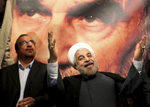 Rouhani says tolerance can resolve Iran political prisoner issue