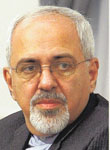 Iran has final say on nuclear enrichment, says Zarif