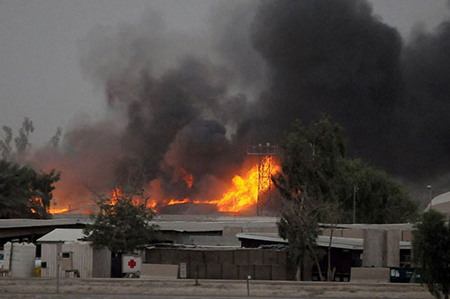 URGENT: At least 20 PMOI members martyred in attack on Camp Liberty.