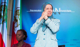 Rajavi: West must stop silence towards executions in Iran