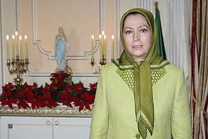 Maryam Rajavi: United Muslims and Christians can defeat extremists