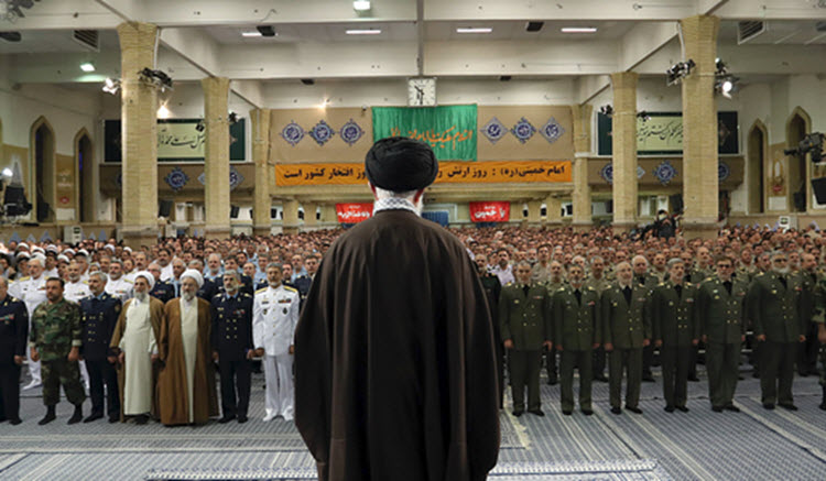 Much of the Iranian Public Wants Regime Change and Should be Given Western Support