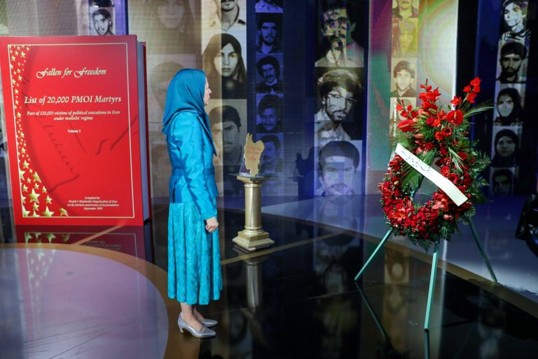 Iran and Massacre of 30,000 MEK and Other Political Prisoners
