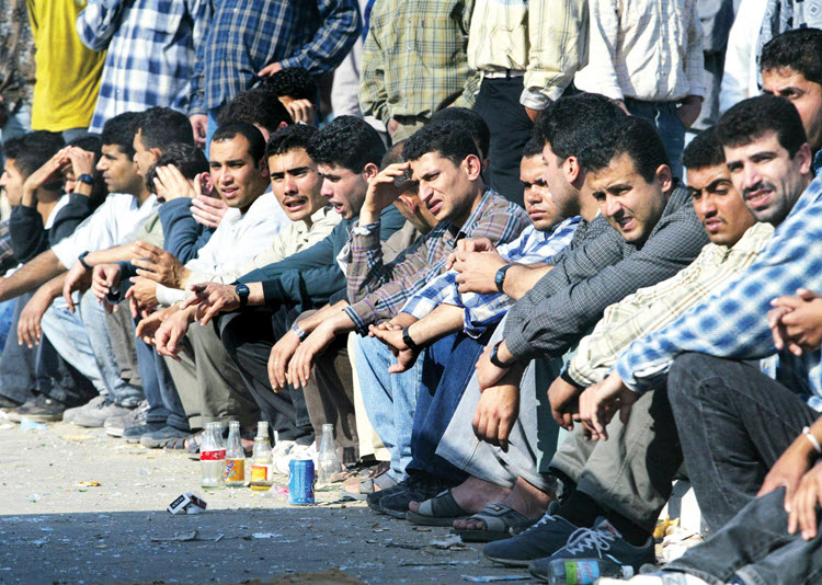Iran's Ministry of Labour: The Unemployment Situation Is at Crisis Point