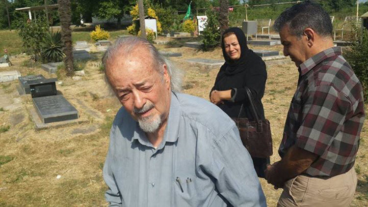 Dr. Maleki Promises to Fight for the Iranian People's Rights