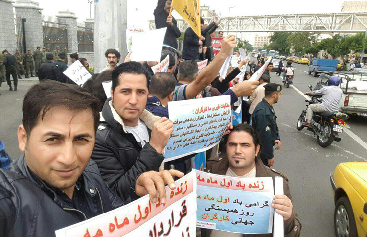 Iranian protesters need to be released