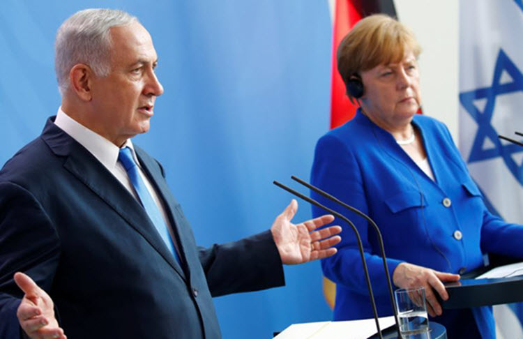 Germany concerned by Iran's actions in Middle East