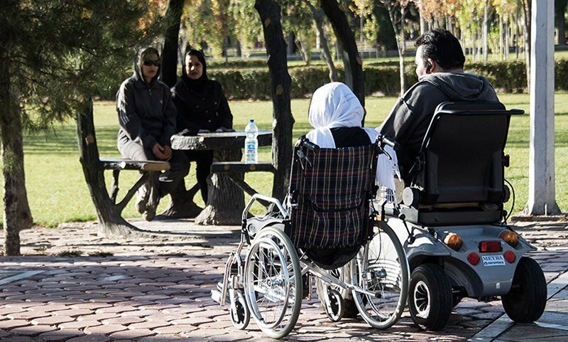Iran: Discrimination Extends to People With Disabilities