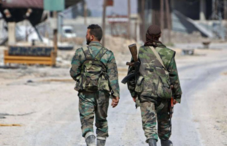 Iran's problems in Syria are growing
