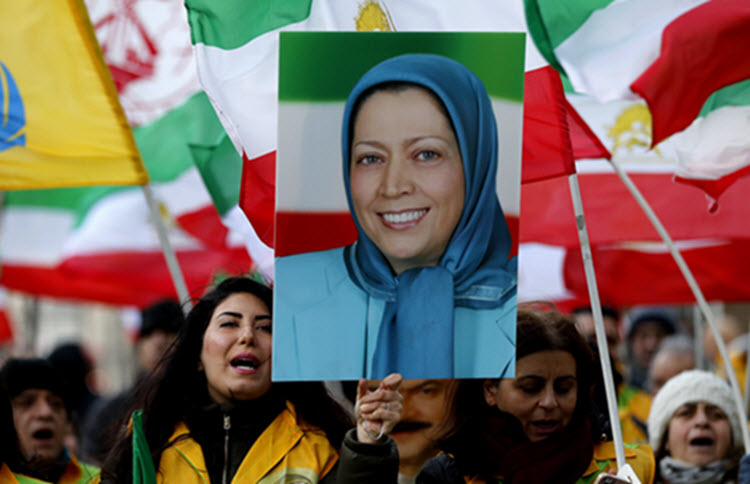 Support MEK's call for change and end Iran's destruction of the Middle East
