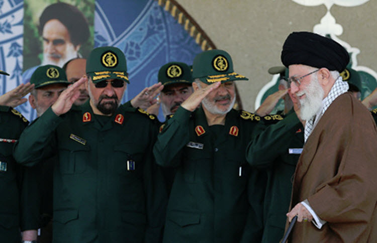 Four ways to counter Iran and the IRGC