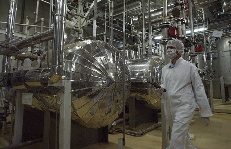 Iran Reopens Uranium Plant in Isfahan and has Re-Started Production