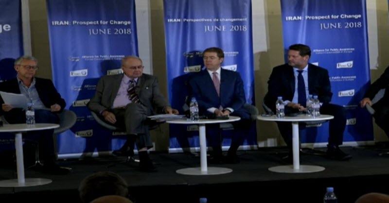 Panel Discussion on Iran: IRGC and Sanctions