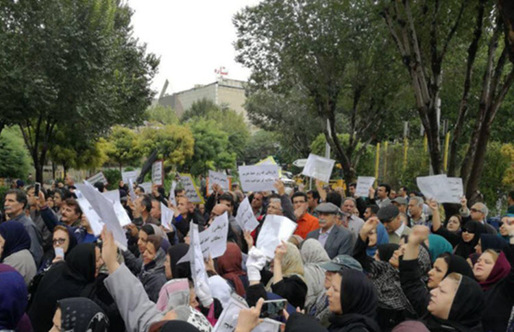 Teachers-protest-in-Iran-grows