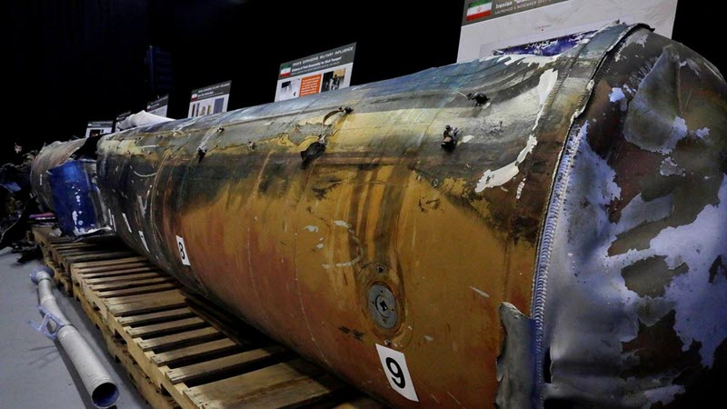 UN Panel Finds Missiles Made in Iran in Houthi Hands