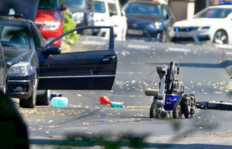 Iran planned terror attack in Europe through its embassy