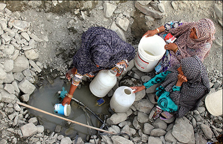 "Iran's Water Shortage has Passed the ""Critical"" Point"
