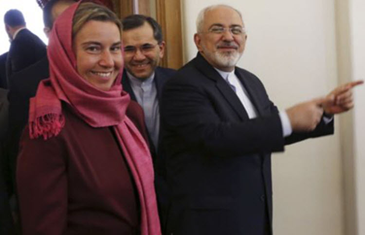 Europe to skirt U.S. sanctions and keep doing business with Iran