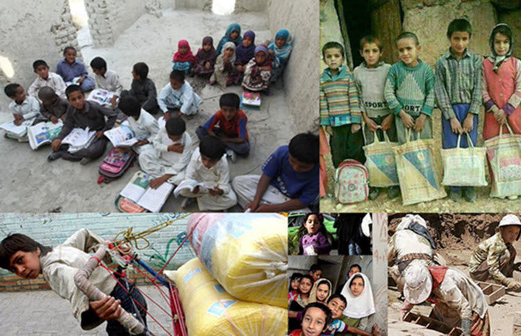 Millions of Iranian Children Deprived of Education