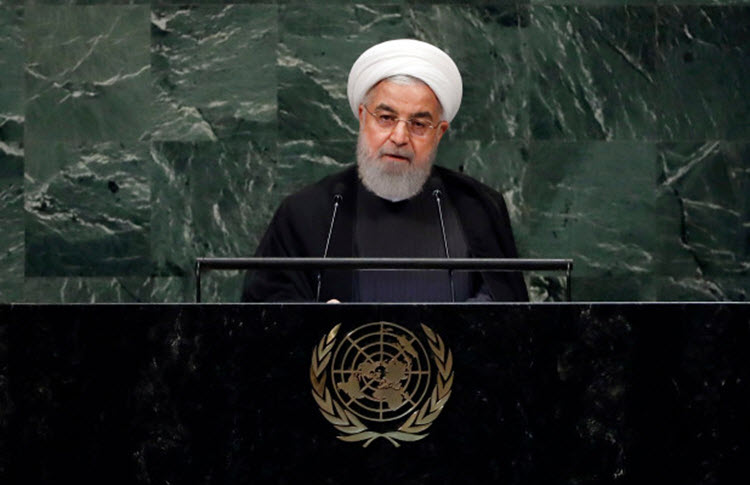 President of Iran at the United Nations
