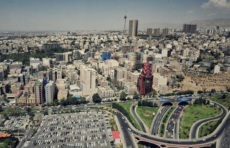 House prices in Tehran