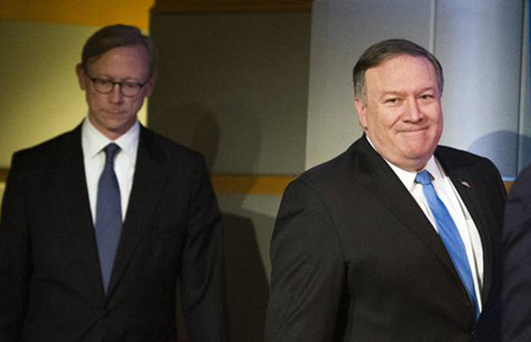 U.S. to increase pressure on Syria to kick Iran out