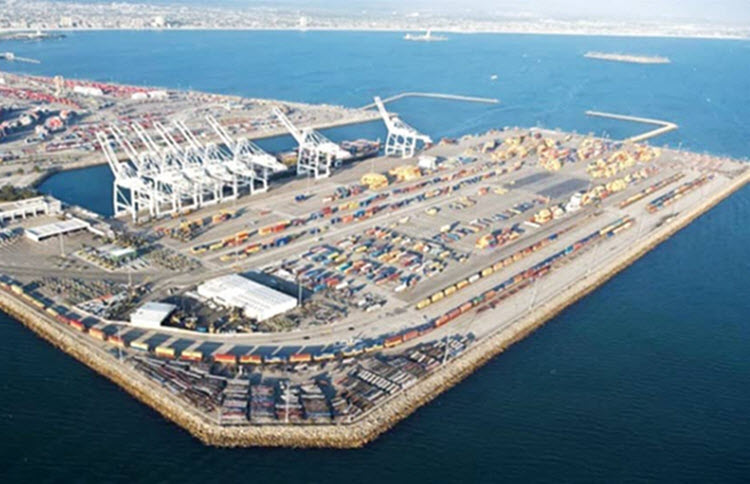 Chabahar is a port city in southeast Iran
