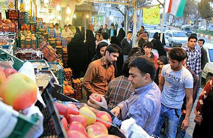 Iranian inflation hits 35%, promises not kept