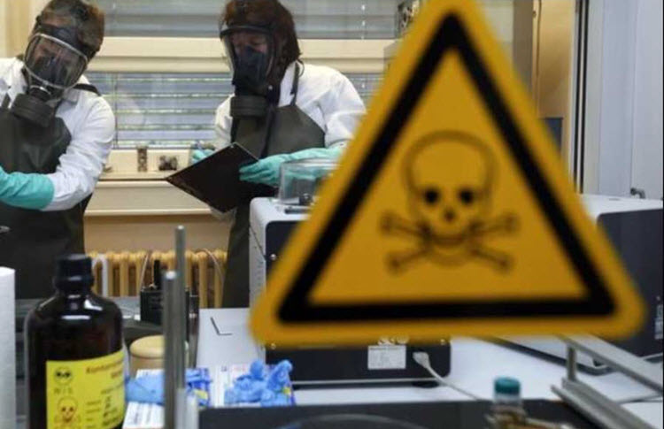 Chemical activities of Iran