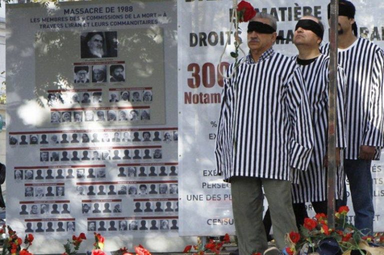 Amnesty Calls for Justice for Victims of 1988 Iran Massacre