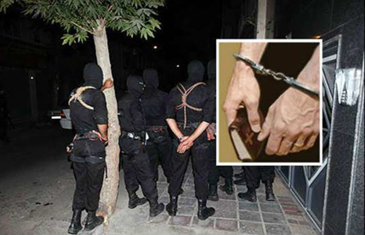 The arrests of Christians in Iran