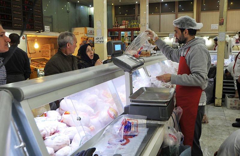 Iran: Poverty and Rising Fowl Prices