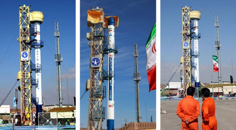 Iran: Continues Provocations with Satellite Launch Mission