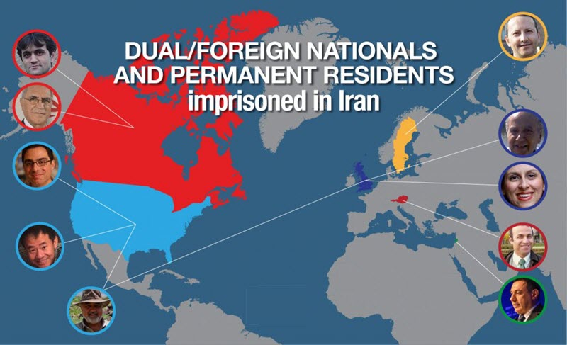 Lawsuit Highlights Persistent Danger to Dual Nationals in Iran
