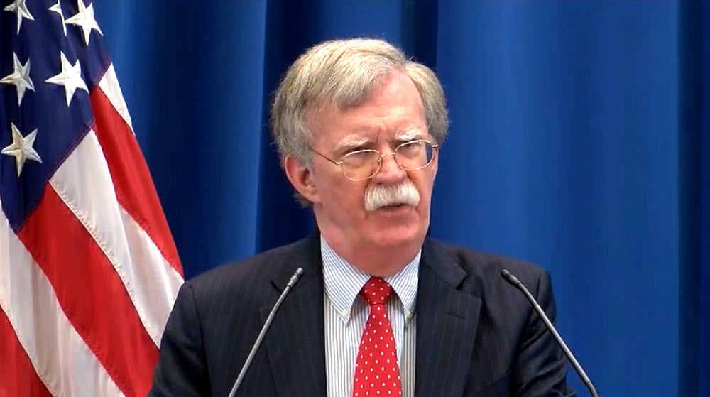 US National Security Council Asked for Military Options on Iran