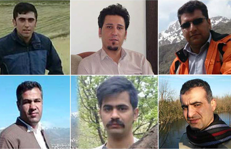 Six Iranian eco-activists arrested in one week