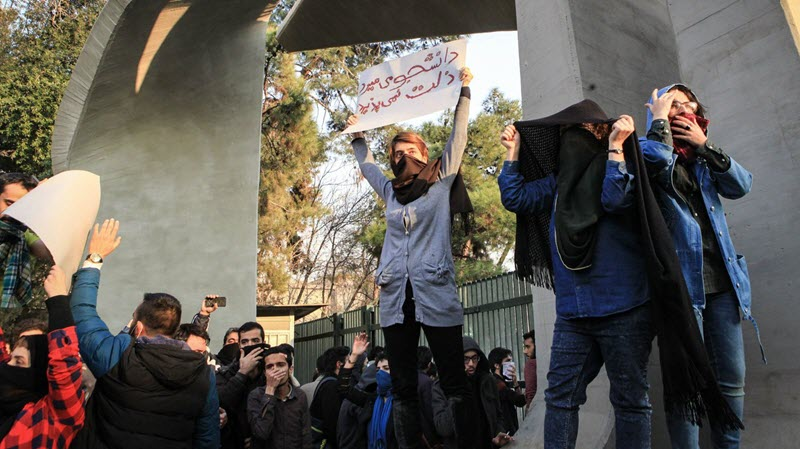 Resistance in Iran Continues