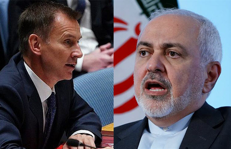 British-Foreign-Secretary-Jeremy-Hunt-Iranian-Foreign-Minister-Mohammad-Javad-Zarif-750