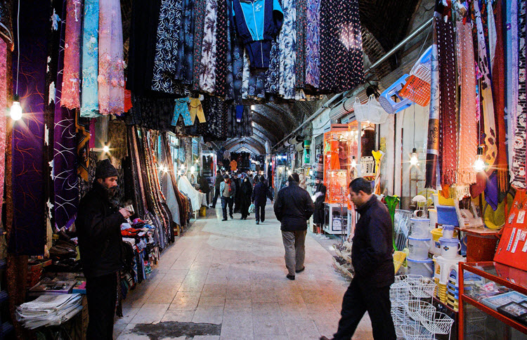 Iran Inflation Jumps Above 50%