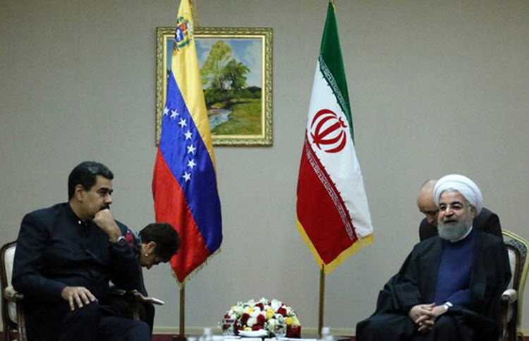 Visit of the presidents of Iran and Venezuela