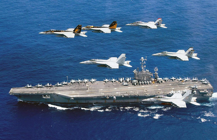 US Is Ready to Counter Iran Threats