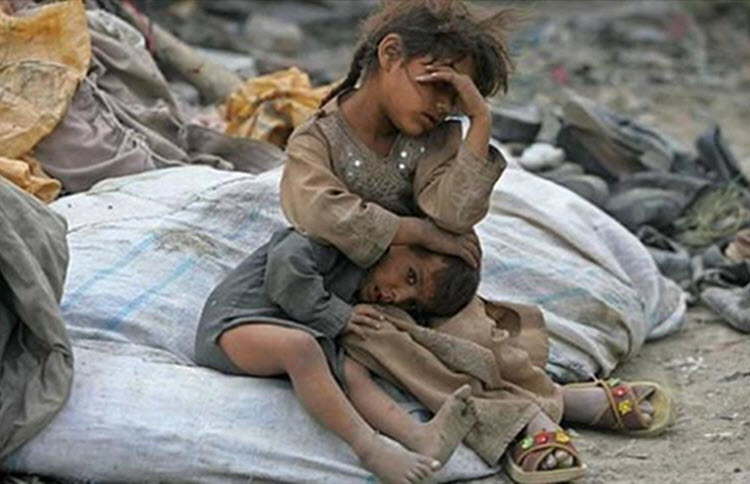 A picture of poverty in Iran