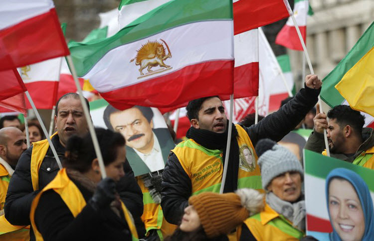 Iran's Faltering Regime Is Nearing Its End