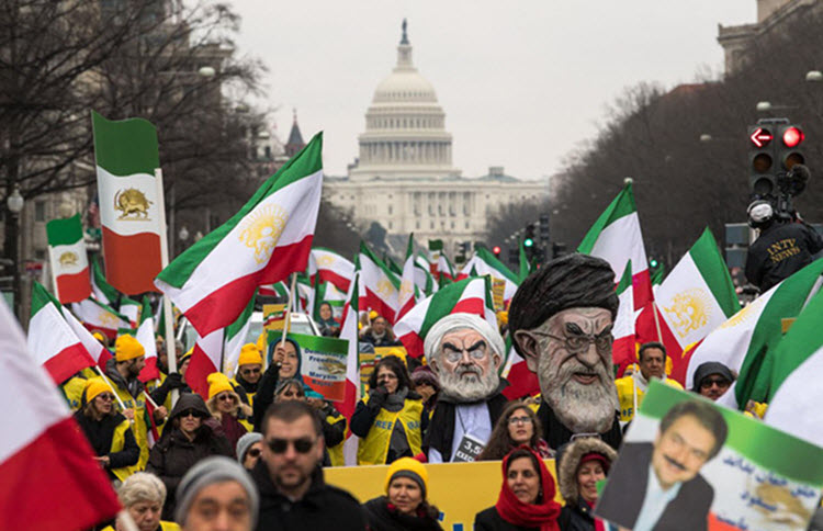Mujahedin-E Khalq MEK Rally to Take Place in DC on Friday for a Free Iran
