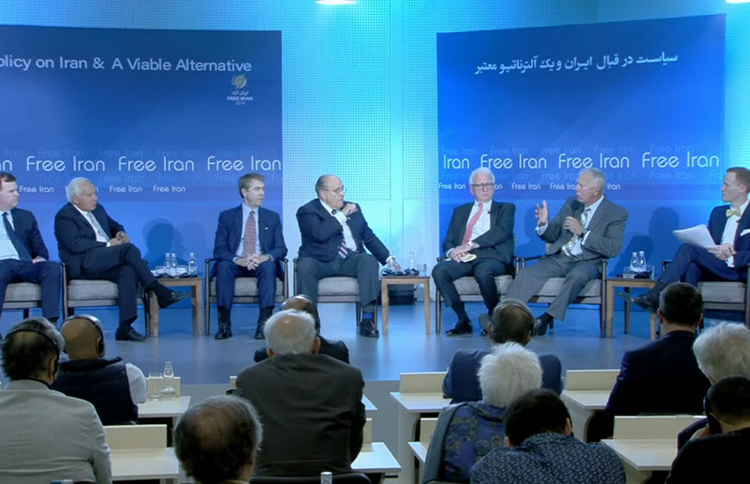 Conference in Albania: Foreign policy towards Iran and role of Resistance