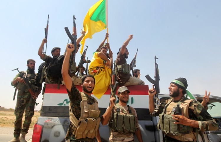 Iran-backed militias still receiving weapons