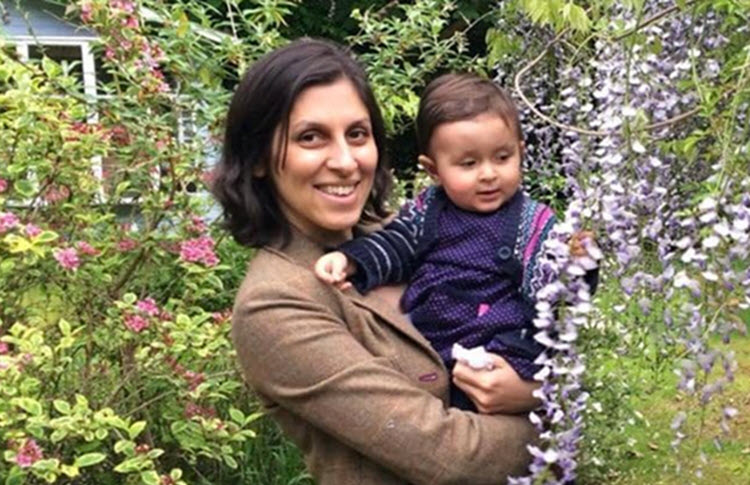 Nazanin Zaghari-Ratcliffe is a British-Iranian dual citizen that was arrested and sent to prison in Iran in April 2016.