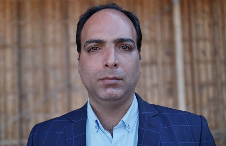 """Amir-Tohid Fazel, an editor at Iran's ultra-conservative news agency Moj, """"applied for a residence permit in Sweden on 21 August 2019"""", but didn't provide any more details."""
